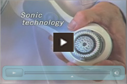 Link to video on Clarisonic